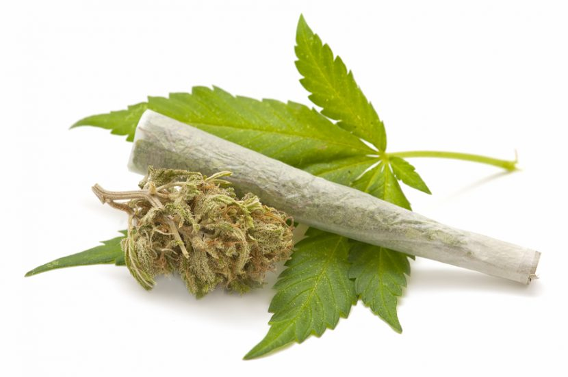 Задържаха двама във варненски мол за притежание на марихуана