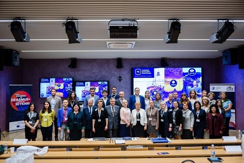 8 държави участват във втория международен форум на партньорствата на МУ-Варна
