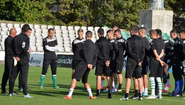 """Емо Луканов – Планът стартира подготовката на """"моряците""""срещу Локо Пловдив"""