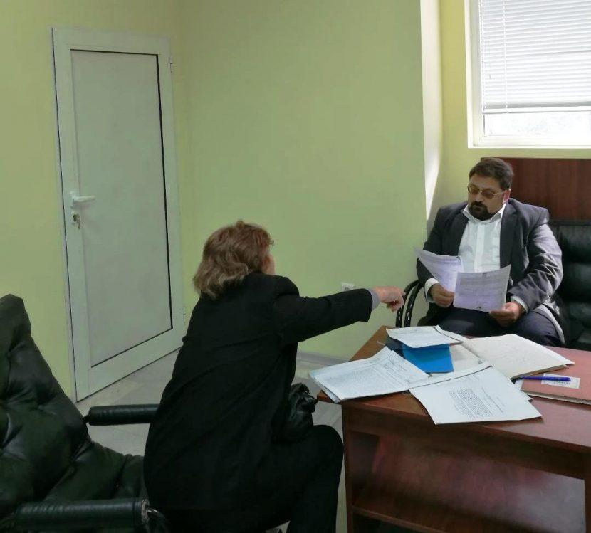 Народният представител от ГЕРБ-Варна Руслан Тошев проведе приемен ден с граждани