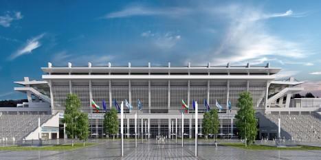 Вижте новият стадион Варна (снимки)