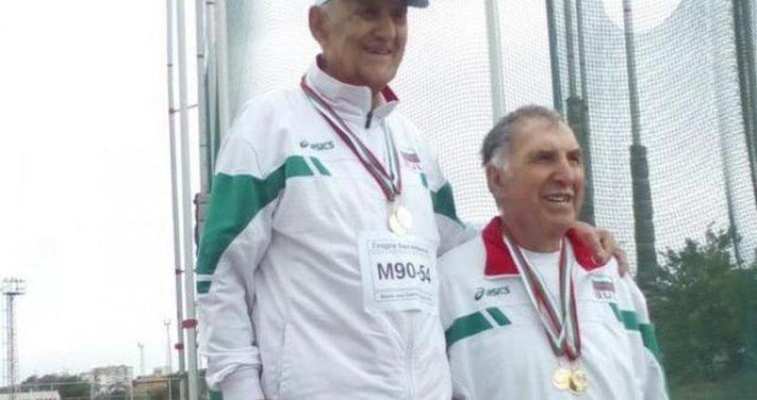 Най-възрастният спортист в Черноморските игри за ветерани е 91-годишен лекоатлет! (Снимка)