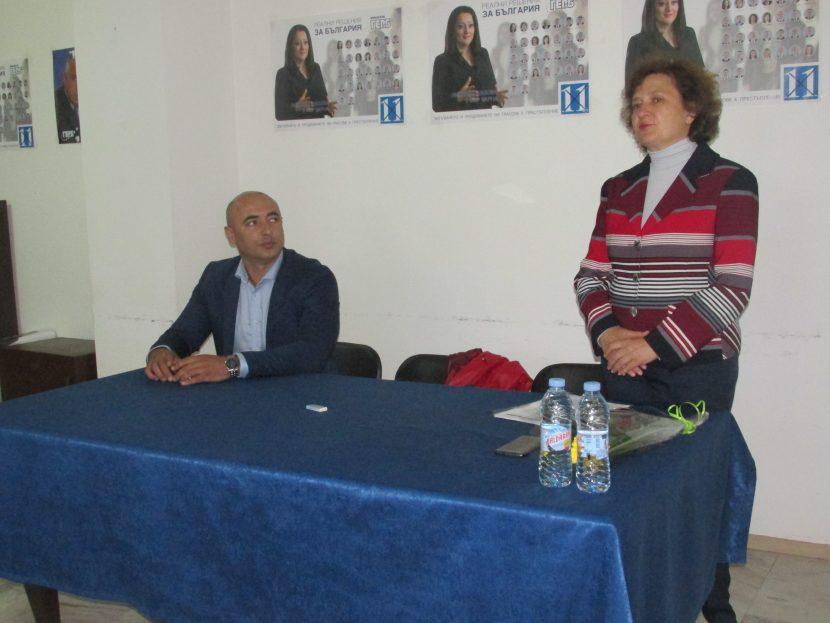 Таня Петрова: През следващите 4 години учителските заплати ще продължат постепенно да нарастват
