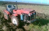 Мъж подкара трактор с над 4 промила посред бял ден във Варненско