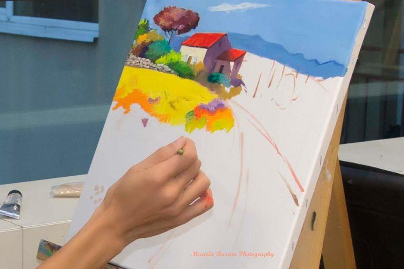 """""""Как да нарисувам…"""" от Мариела Русева"""