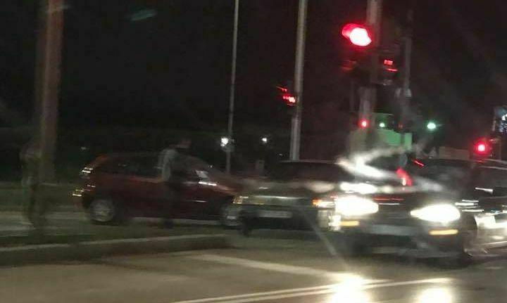 Катастрофа на възлово кръстовище