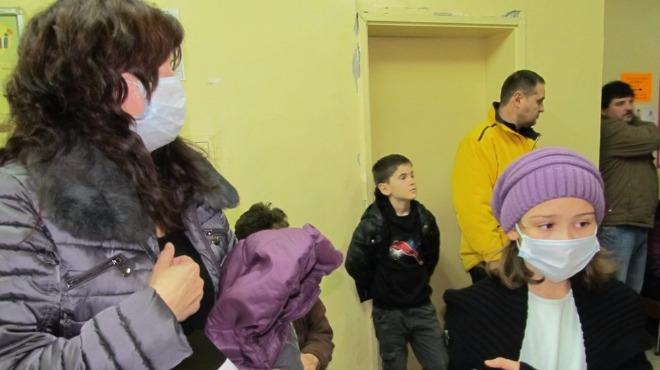 Слух за епидемия от хепатит стресна родители на ученици