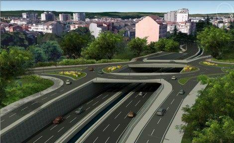 """Община Варна пусна актуални визуализации на част от проекта за бул. """"Левски"""""""