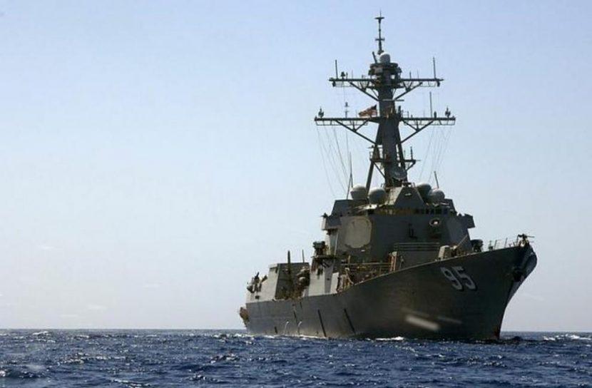 Американски военен кораб влезе в Черно море