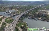 Днес затварят част от Аспарухов мост