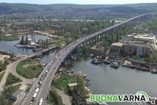 Аспарухов мост отново е без осветление