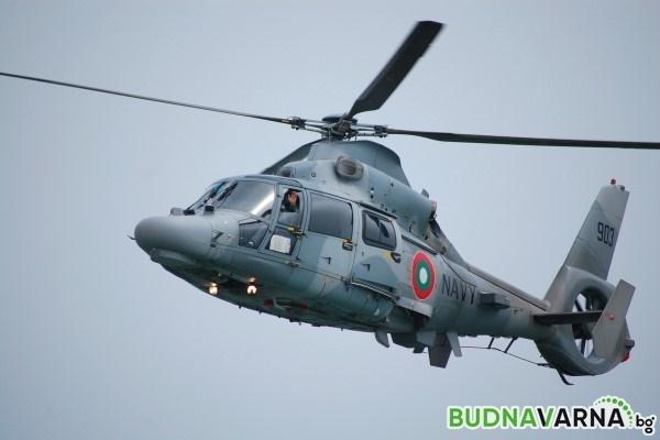 Военни хеликоптери на САЩ ще прелетят над България