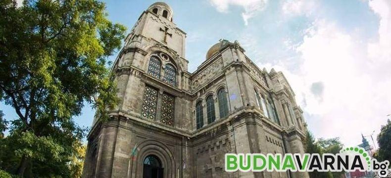 Набират средства за мащабен ремонт на Катедралния храм във Варна
