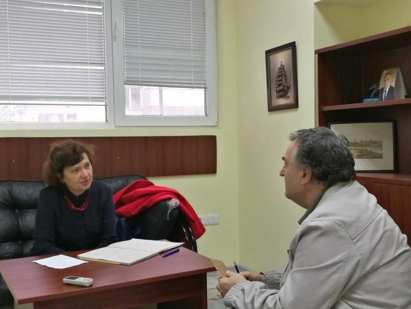 Народният представител от ГЕРБ-Варна Таня Петрова проведе приемен ден с граждани