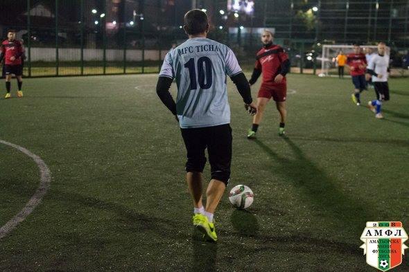 Дъжд от голове в мачовете от АМФЛ-Варна