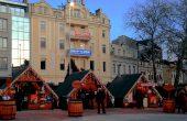И тази година ще има коледно-новогодишен базар в центъра на Варна