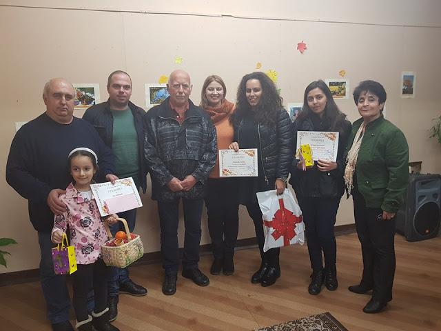 """64 снимки се състезаваха в конкурса """"Златна есен в Девня"""""""