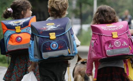 Надбягване с ученически раници за възрастни