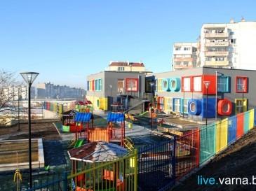 134 свободни места в детските ясли във Варна