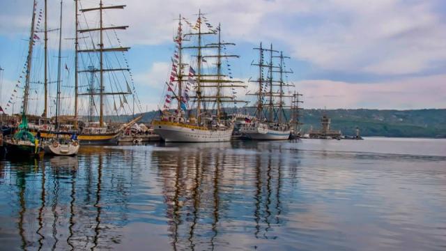 Варна приема за четвърти път Tall Ships race