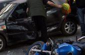 Отново инцидент с моторист