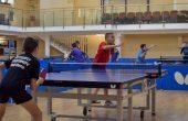 Приключиха ученическите игри по тенис на маса