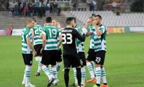Черно море с трета поредна победа в Първа лига