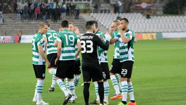 Черно море лети за София с 19 футболисти
