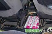 Контрабандни цигари за 10 000 лева намериха във варненска кола