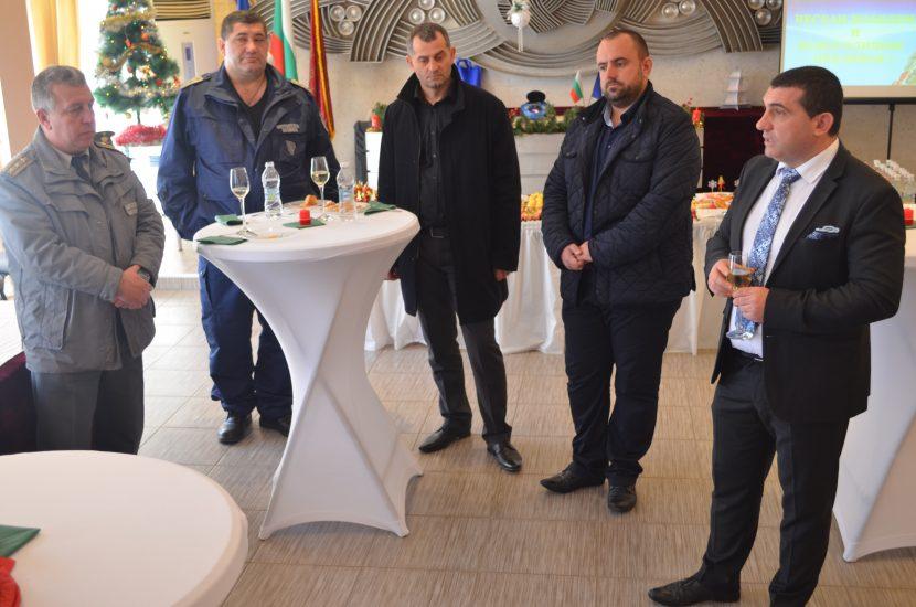 Община Девня отчете добро сътрудничество с бизнеса и МВР