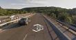 Затруднено е движението по пътя Варна – Бургас