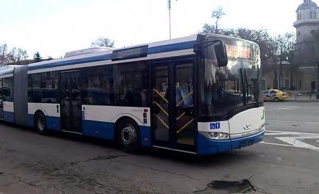 Автобус блъсна и уби пешеходец на варненско кръстовище
