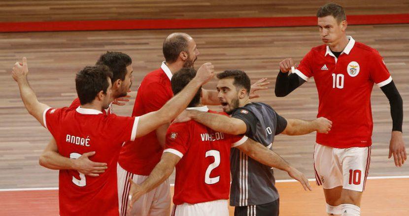 Градинаров и Бенфика на два гейма от 1/8-финал в Европа