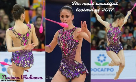 Трико за художествена гимнастика, дело на варненка, спечели световна награда