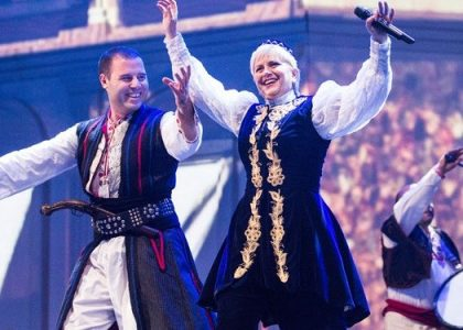 Празнични билети за двама за концерта на Николета Чакърдъкова