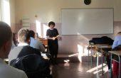 Съдия изнесе лекция пред ученици във Варна
