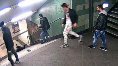 Варненеца Светослав, който ритна жена в берлинското метро, е бил пребит в немски затвор