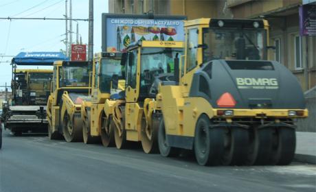 Започва ремонт на важен пътен участък