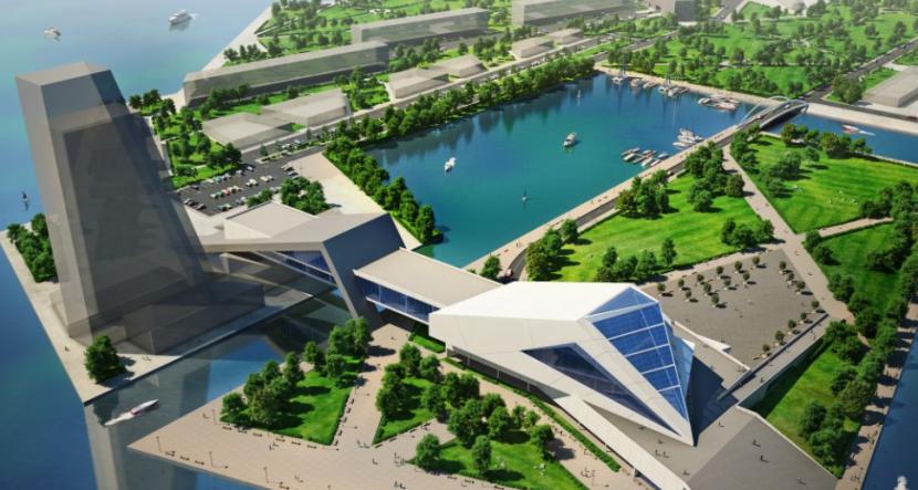 VIP – остров Марина Варна – яхтено пристанище, 6 и 5-звезден хотелски комплекс и Морска градина