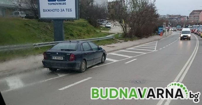 Читател на Будна Варна: катастрофа под ВиК