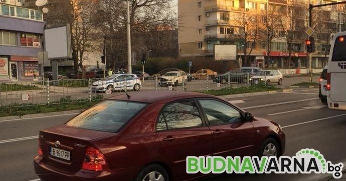Читател на Будна Варна: катастрофа до стадион Тича