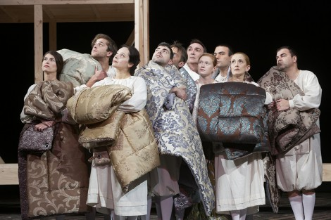 Пиеса на Бертолт Брехт представят пред варненската публиката