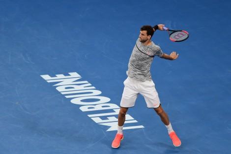 Григор започна Australian Open с категорична победа (видео)