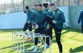 Черно море с първа тренировка в Турция
