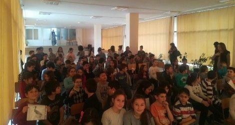Варненски ученици се запознаха с растителния и животински свят в Шабленското и Дуранкулашкото езеро