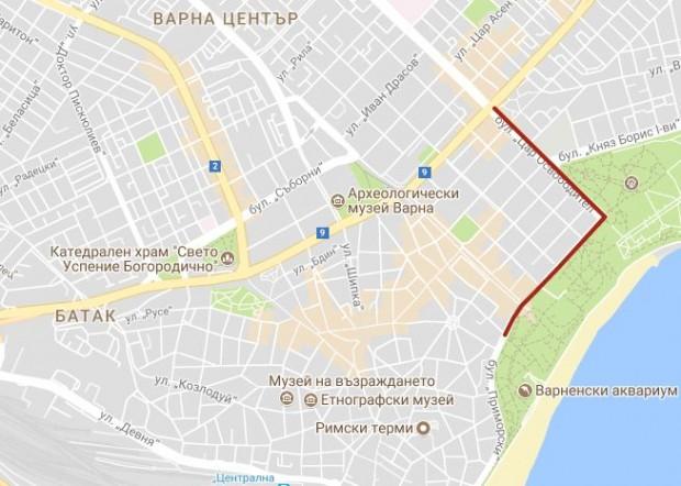 Затварят булеварди, автобусите с нови маршрути!