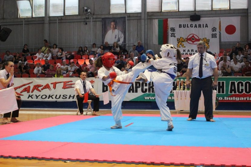 Отворено клубно първенство по кумите във Варна