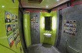Варненец подреди изложба в… тоалетна