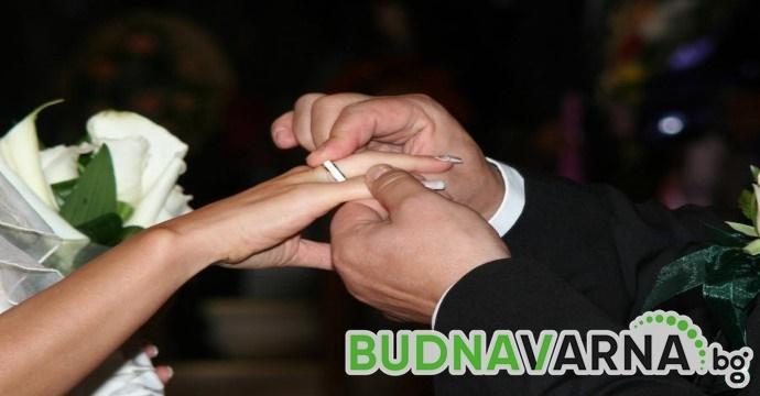 18.08.2018 година е най-желаната дата за сключване на бракове във Варна