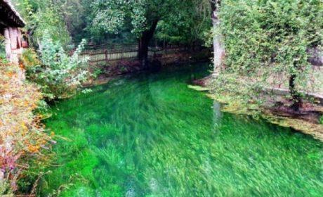 Река Девня – българският Манчестър